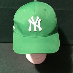 💖Robin Hood Foundation PepsiCo Green Yankees Hat